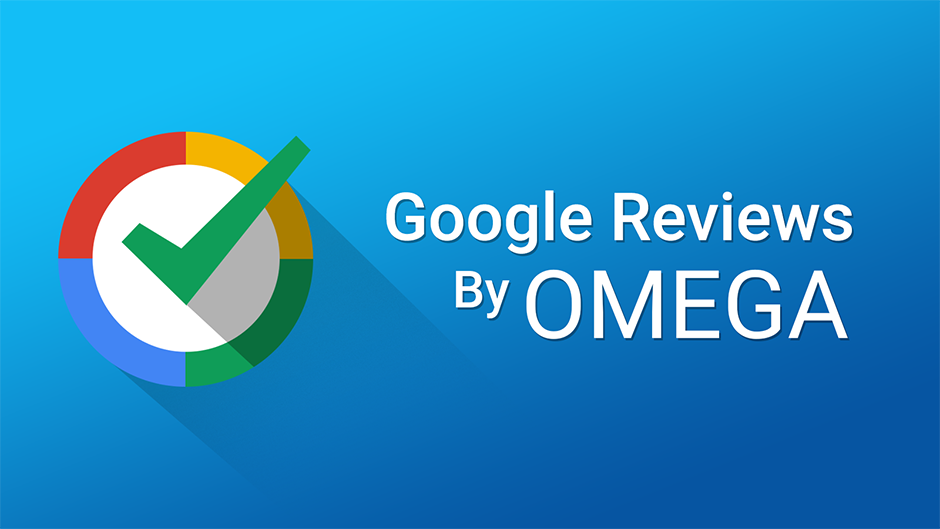 Google Reviews by Omega